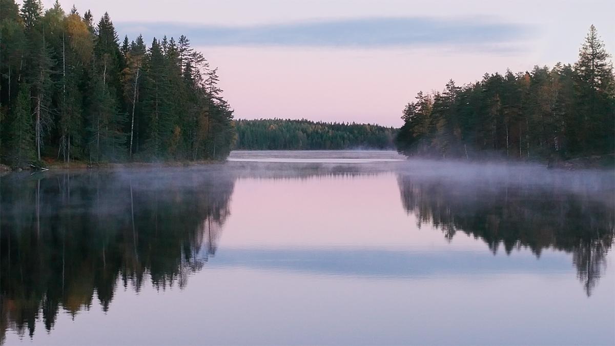Nordic Panoramas, Landscape No. 1-3