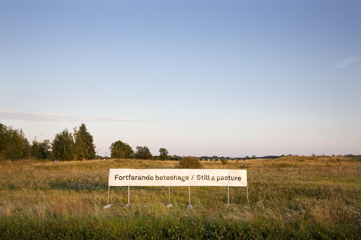 Public commission for Uppsala Municipality